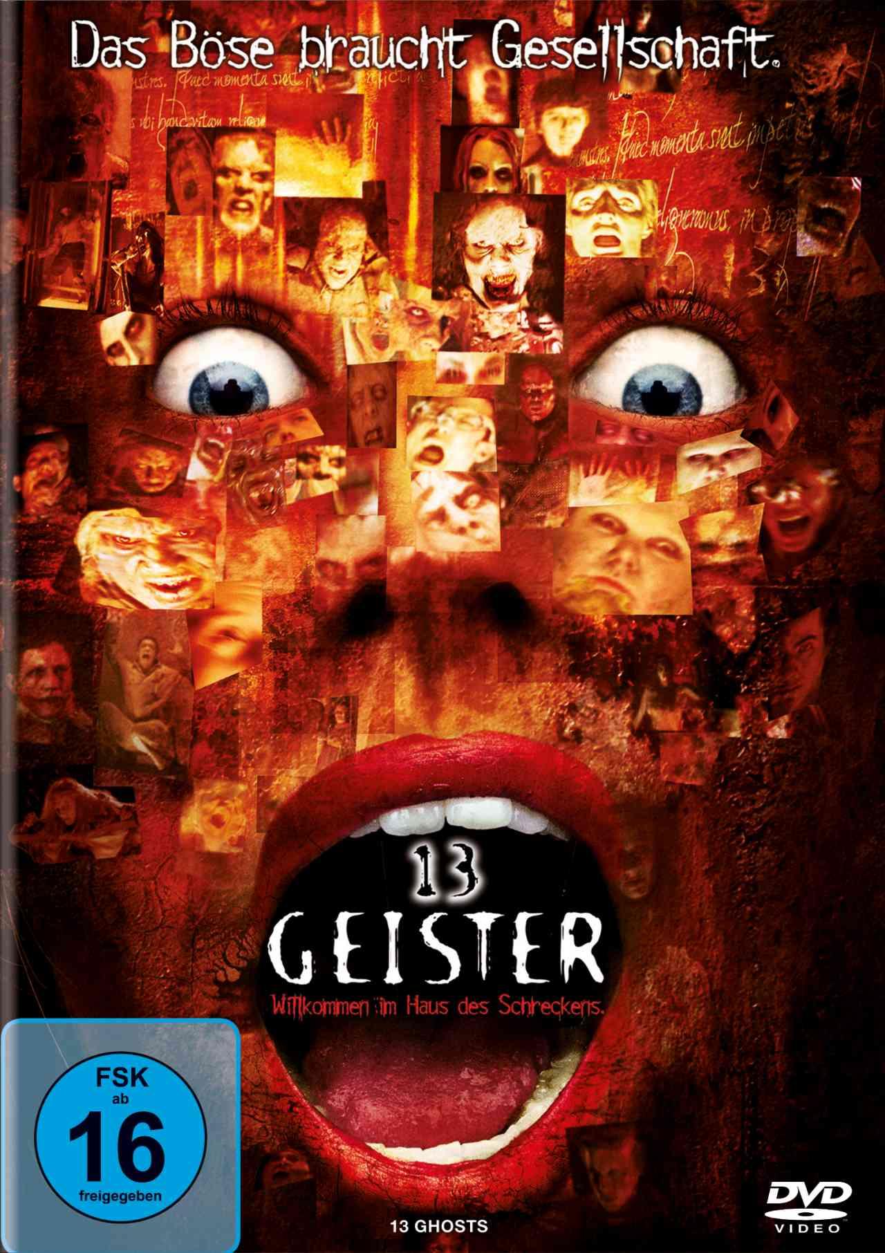 13 Geister Film 2001 Scary Movies De