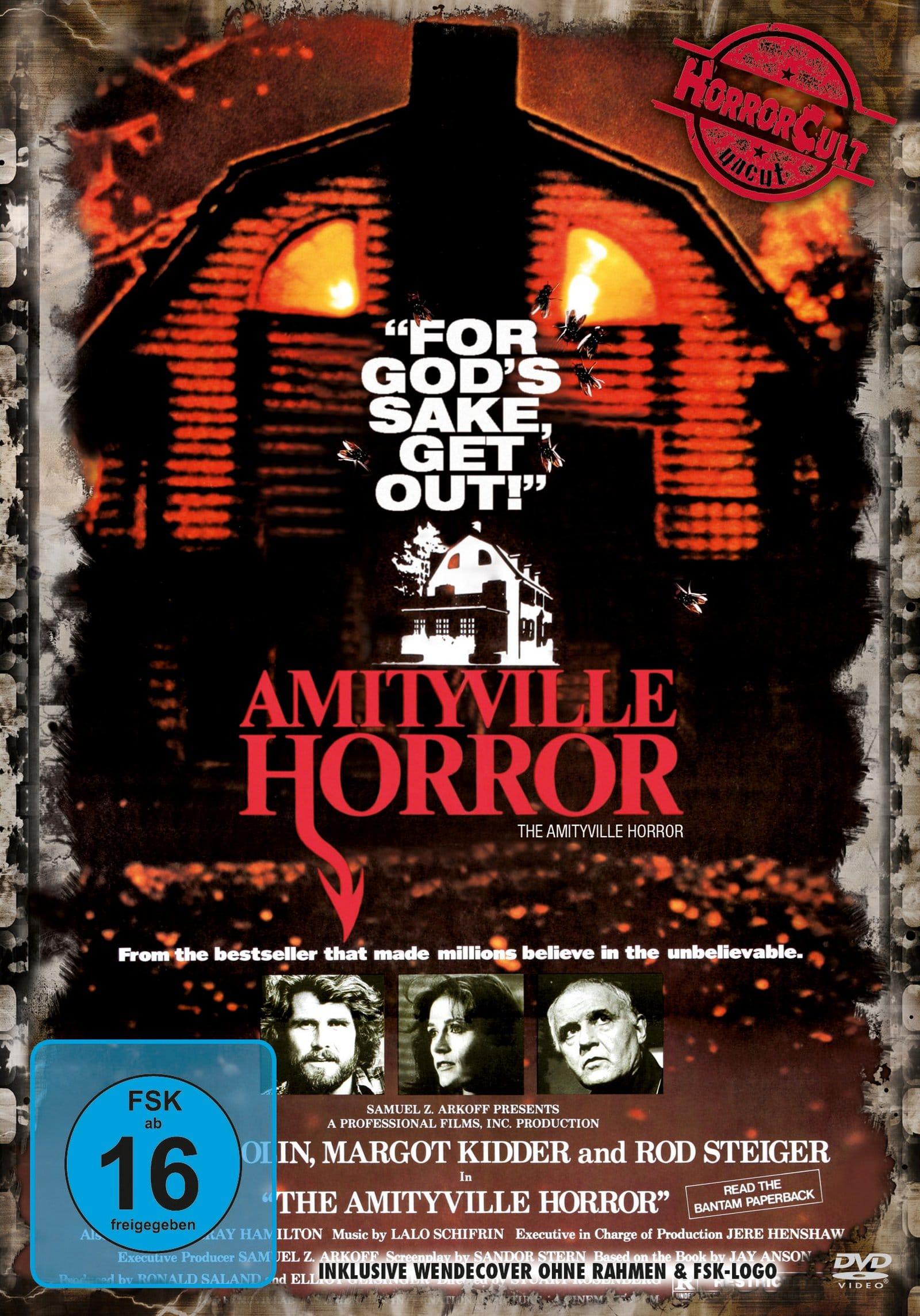 Usa On Demand >> Amityville Horror - Film 1979 - Scary-Movies.de