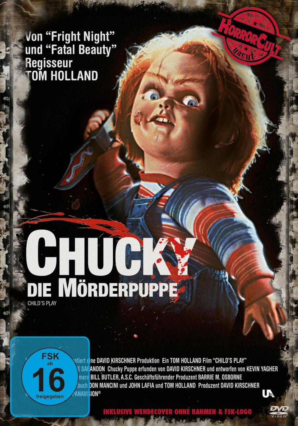 Chucky Die Mrderpuppe Film 1988 Scary Moviesde