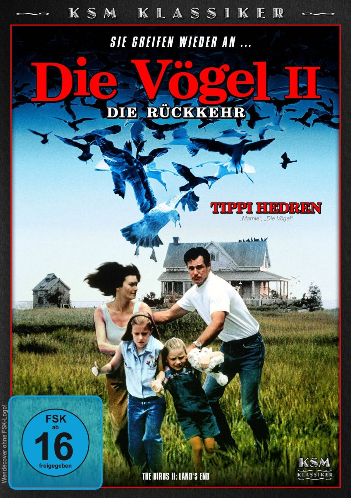 die v gel ii die r ckkehr film 1994 scary. Black Bedroom Furniture Sets. Home Design Ideas