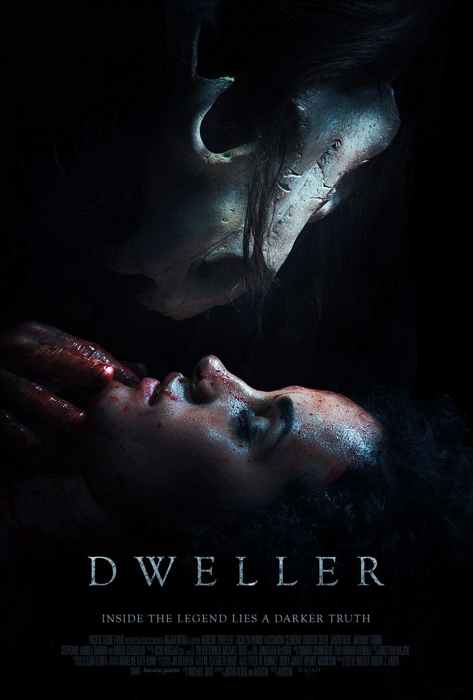 """Im Wald lauert das Böse: Trailer und Poster zum Slasherfilm """"Dweller"""""""