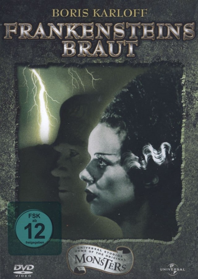 Frankensteins Braut (True Monsters Collection) - Cover