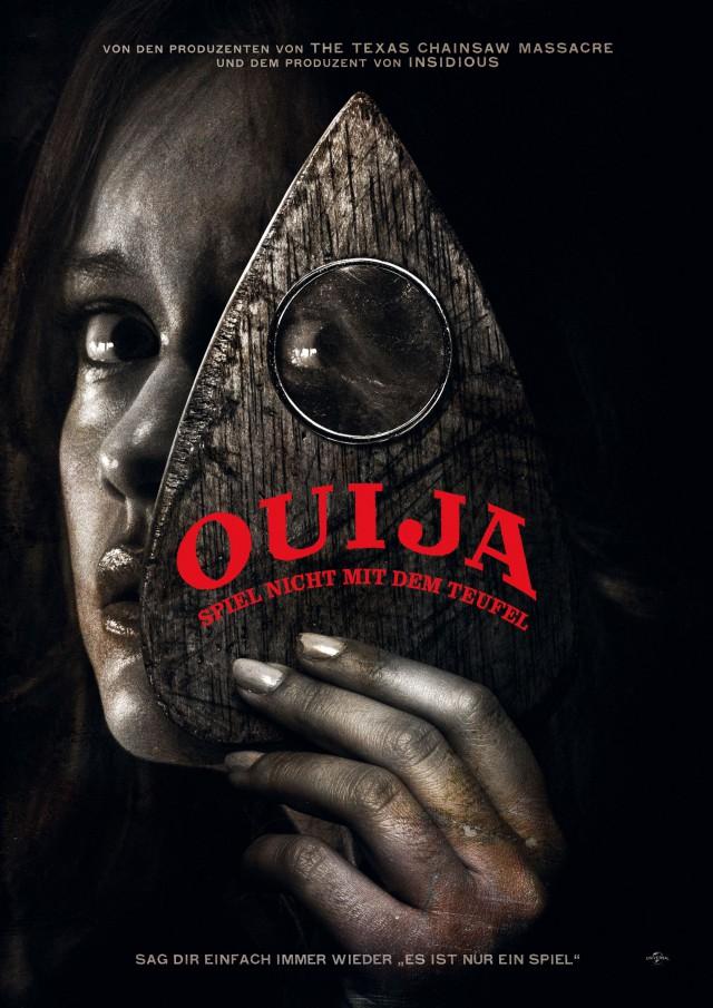 Ouija - Spiel nicht mit dem Teufel - Deutsches Kinoposter