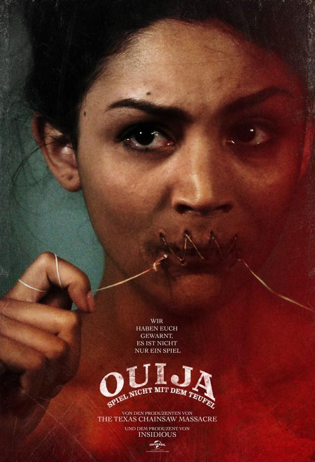 Ouija - Spiel nicht mit dem Teufel - Deutsches Kinostart Poster