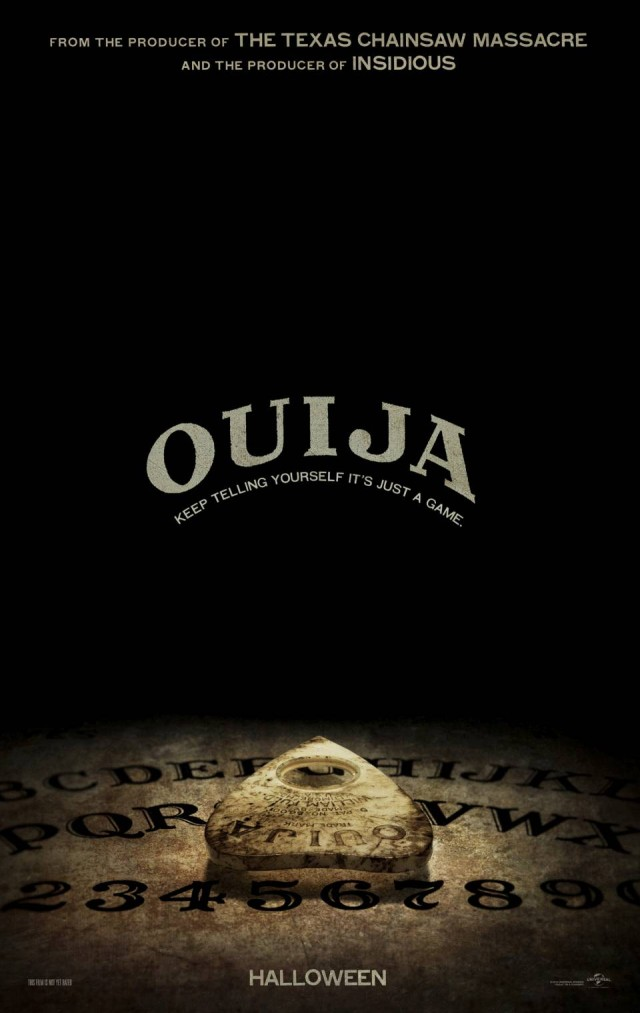 Ouija Teaser Poster