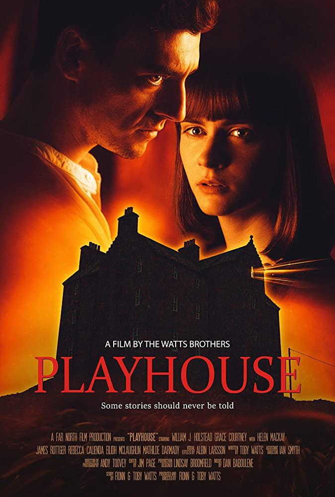 """Spuk im Schloss: Gruseliger Trailer zum Indie-Horror """"Playhouse"""""""
