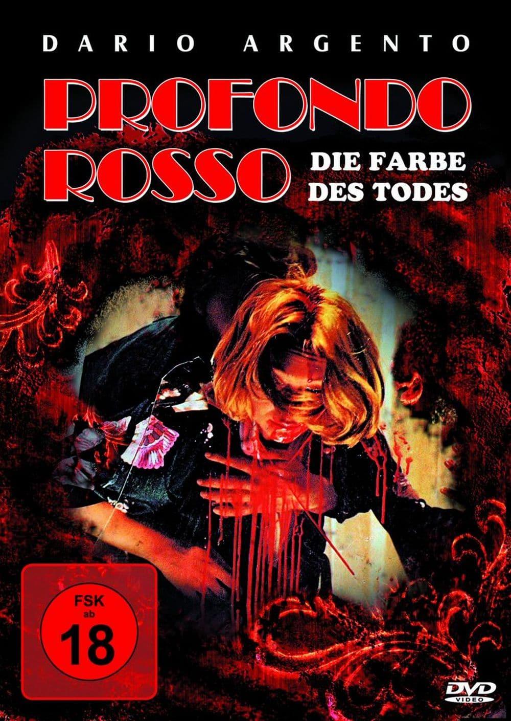 Rosso Die Farbe Des Todes