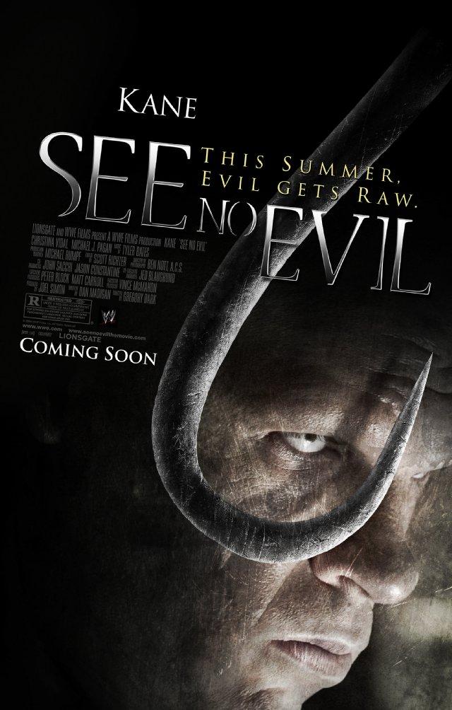 See no Evil Teaser Artwork
