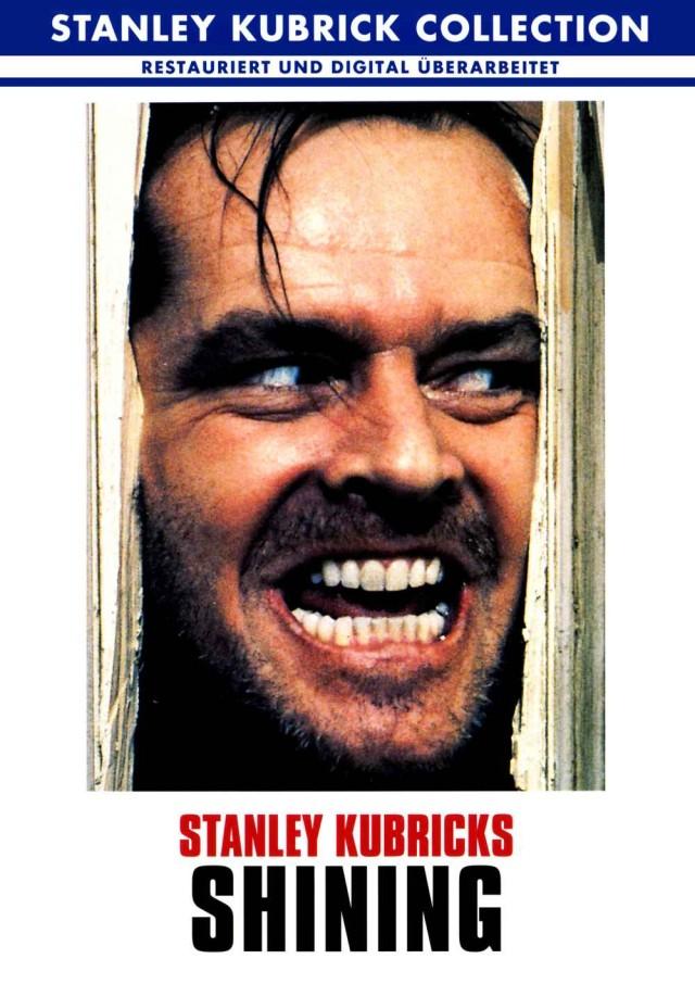 Stanley Kubricks Shining - Cover