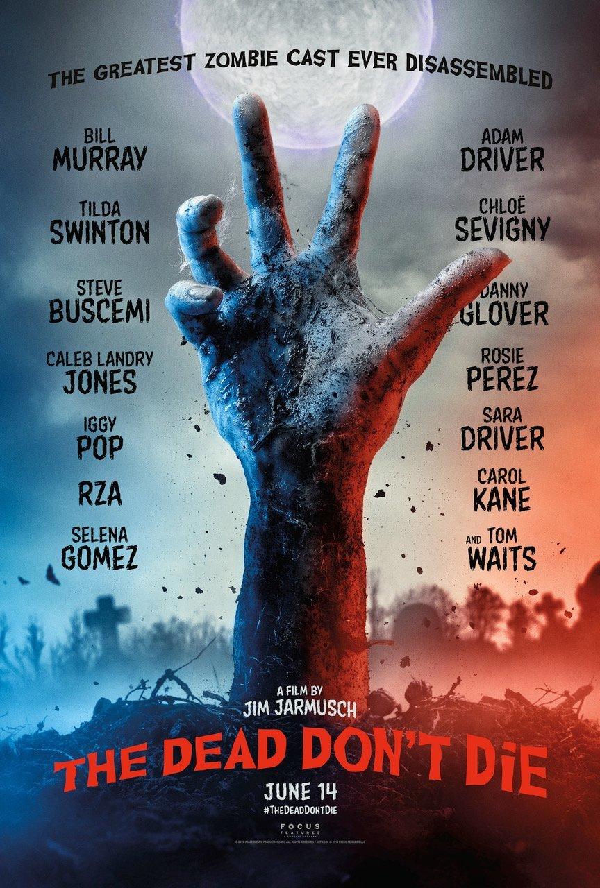 """Trailer zu Jim Jarmusch's Starbesetzter Zombie-Komödie """"The Dead Don't Die"""""""