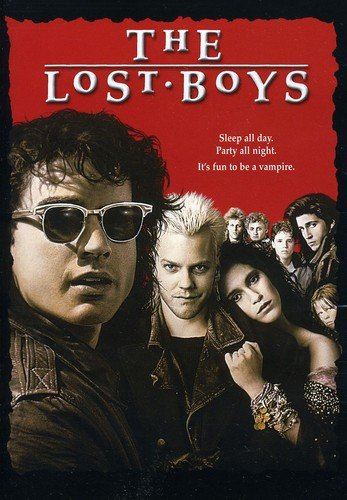 The Lost Boys – Dvd Cover