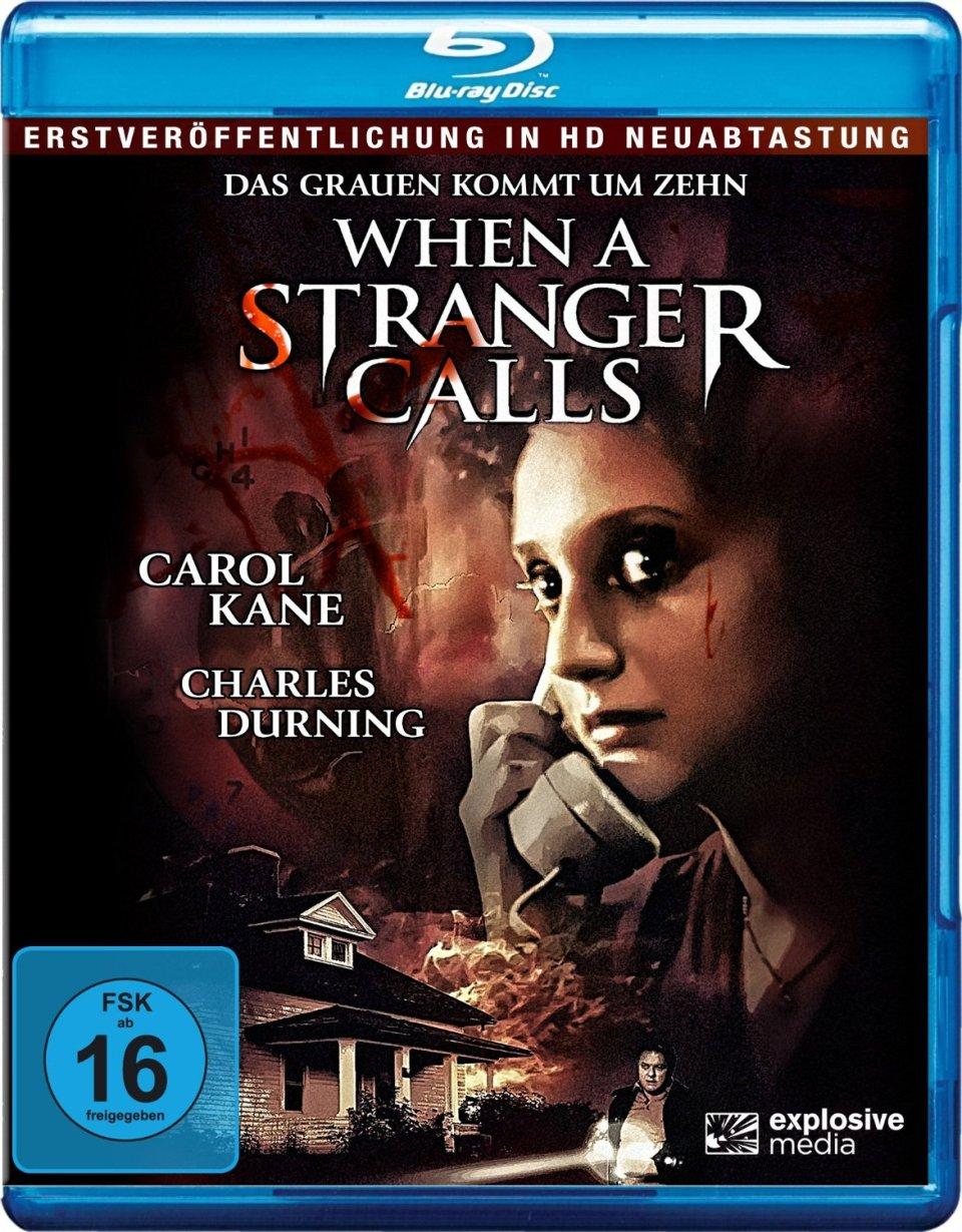 When A Stranger Calls Das Grauen Kommt Um Zehn Film