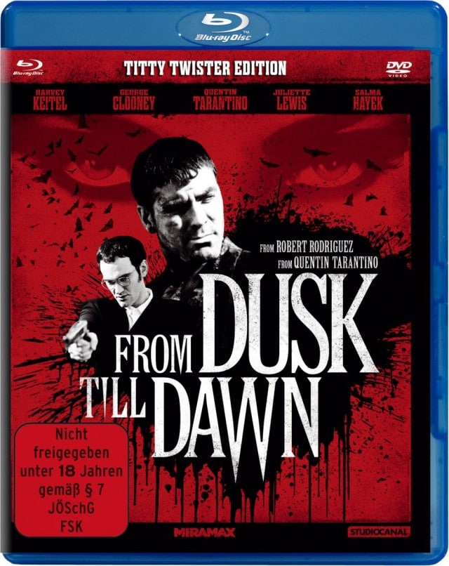 From Dusk Till Dawn UNCUT Titty Twister Edition - DVD und Blu-ray indiziert 3