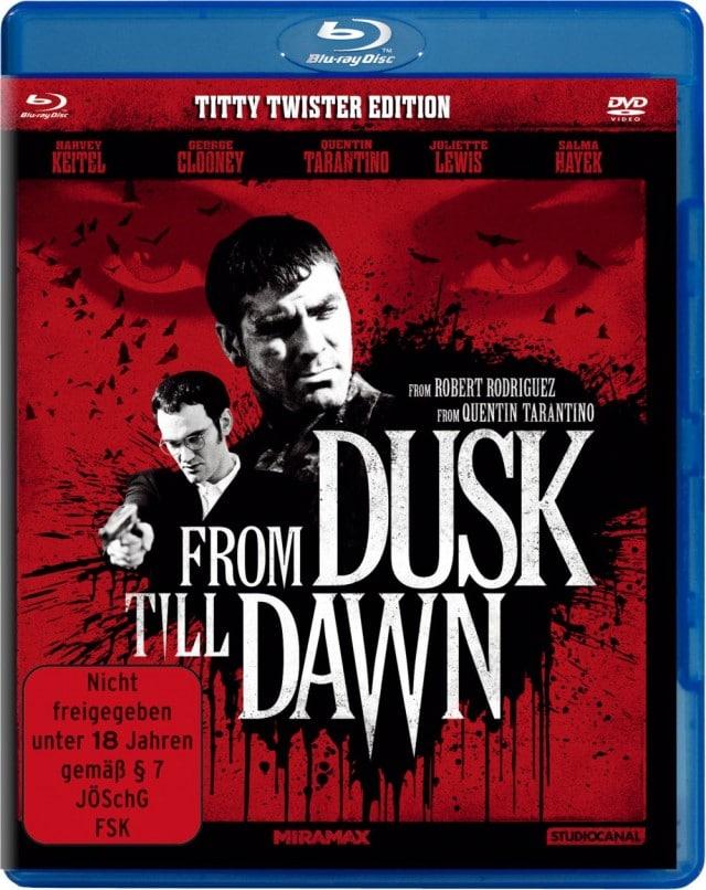 From Dusk Till Dawn UNCUT Titty Twister Edition - DVD und Blu-ray indiziert 3
