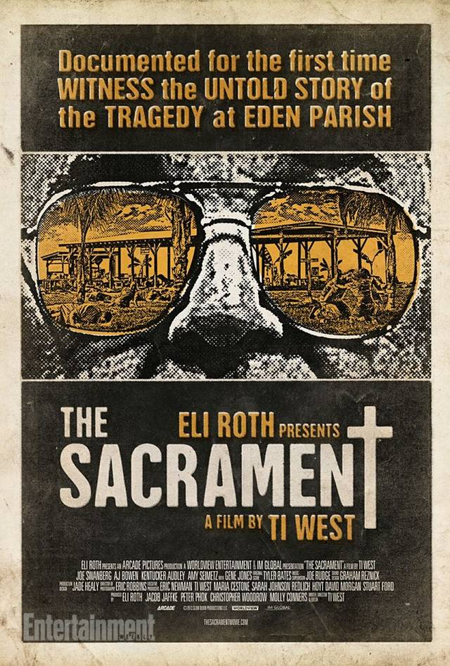 The Sacrament - Teaser Poster
