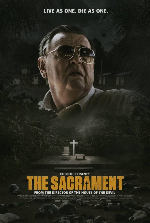 The Sacrament - Teaser Poster