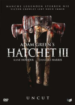 Hatchet 3 – Aller guten Massaker sind 3 (Film)