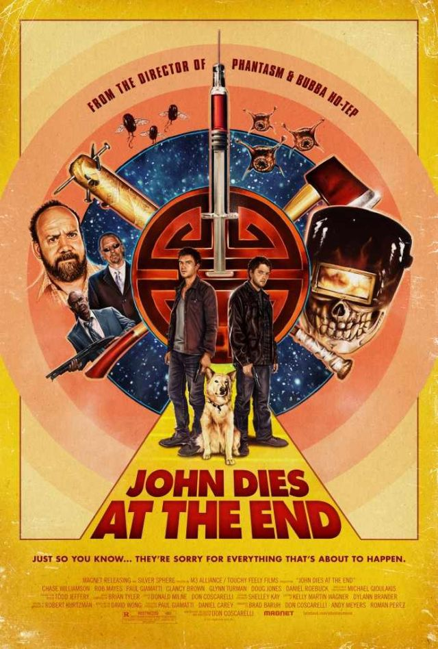 John Dies at the End US Poster