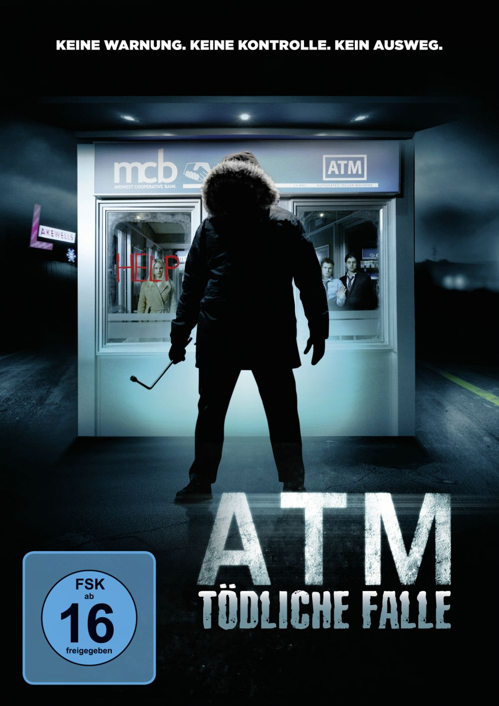 ATM DVD Cover FSK 16
