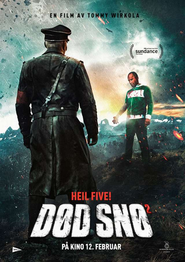Dead Snow 2 Red vs Dead - Original Kinoposter