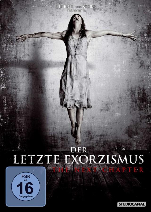 Der Letzte Exorzismus 2 - DVD Cover FSK 16