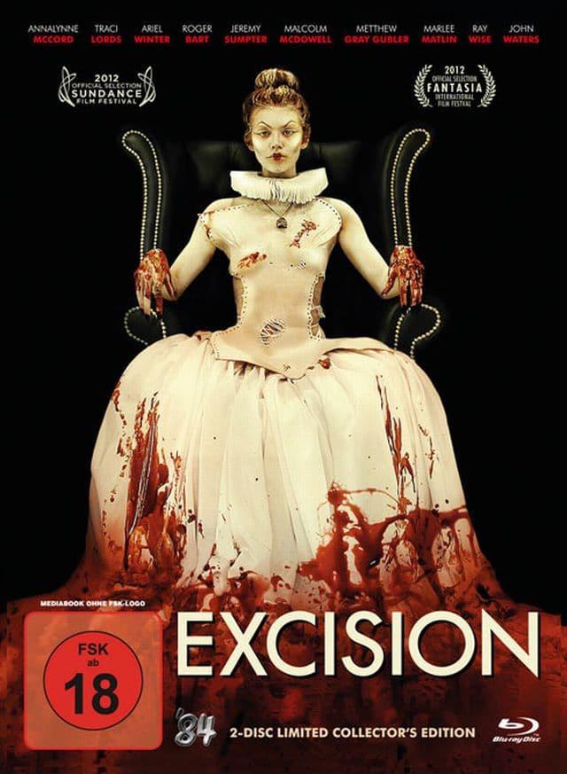 Excision - Mediabook mit FSK 18