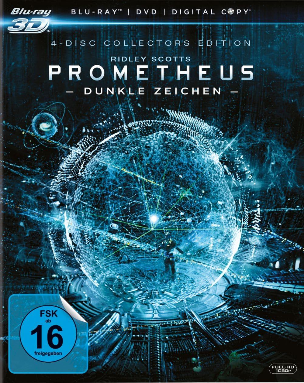 Prometheus – Dunkle Zeichen Stream