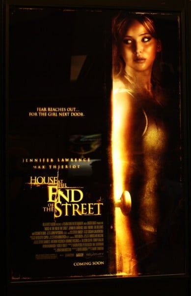 The House at the End of the Street Cover
