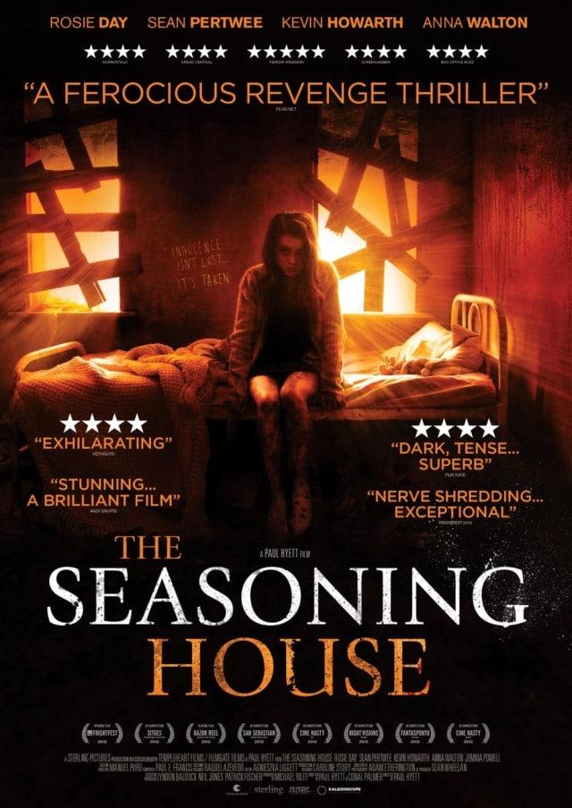 The Seasoning House - Festival Poster 2