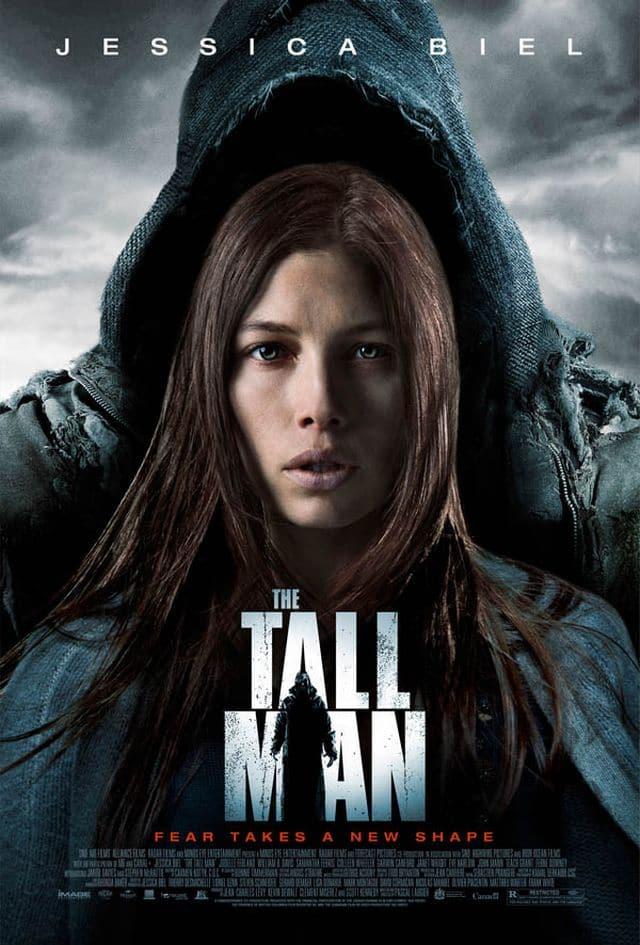 The Tall Man US Kinoplakat