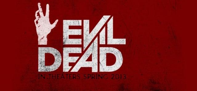 Evil Dead 2013 Teaser Image
