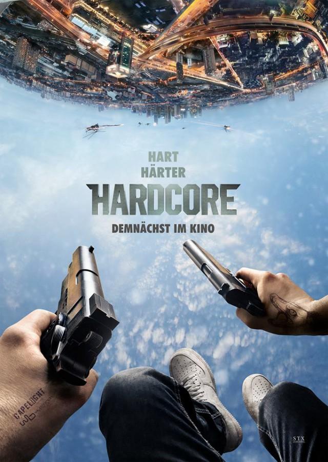 Hardcore - Deutsches Kino Teaser Poster