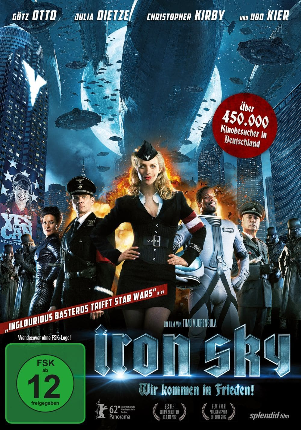 Iron Sky Deutsch Ganzer Film