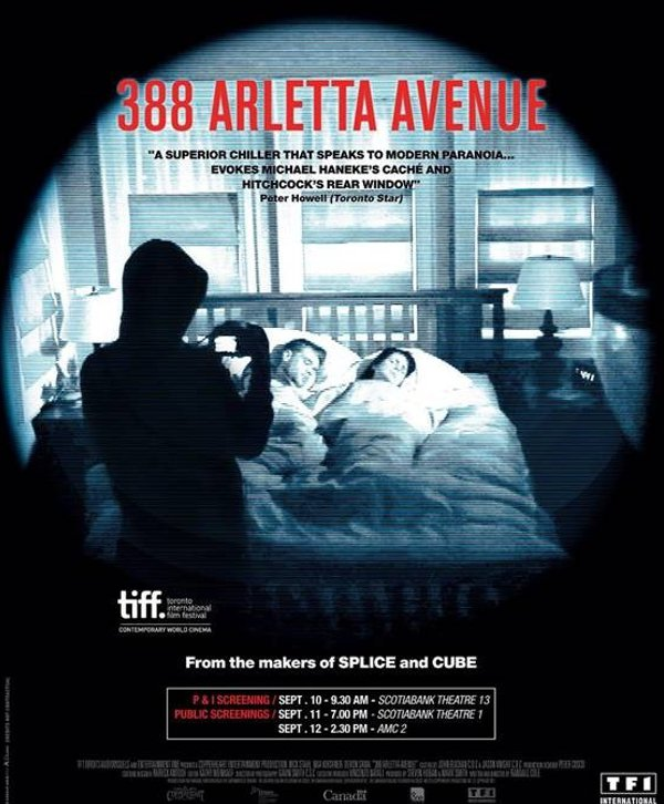 388 Arletta Avenue UK Poster