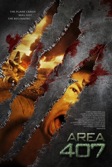 Area 407 US Poster 2