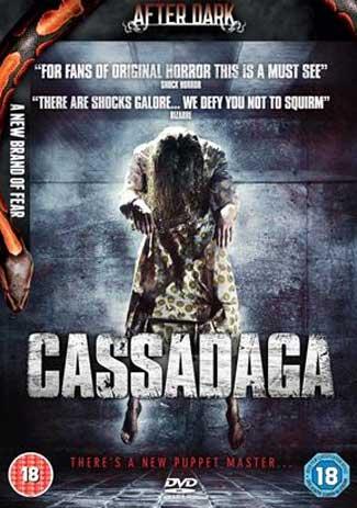 Cassadaga UK Cover