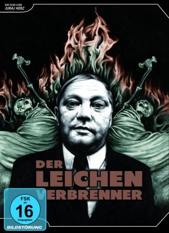 Der Leichenverbrenner DVD Cover FSK 16