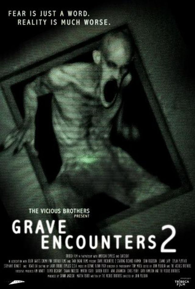 Grave Encounters 2 Teaser Poster