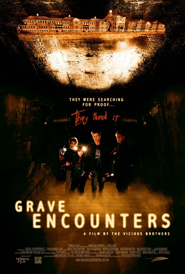 Grave Encounters US Poster