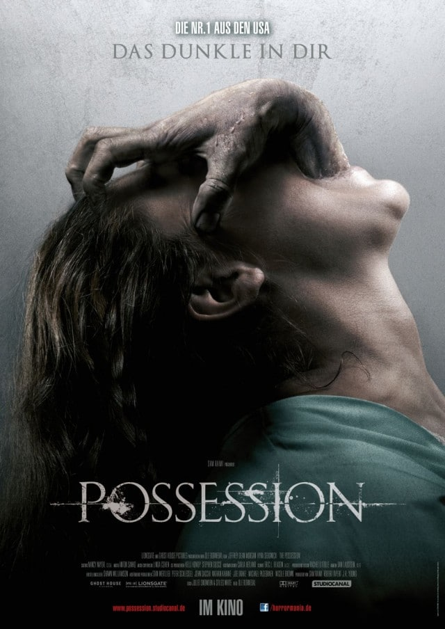 Possession - Das Dunkle in dir - Kinoplakat