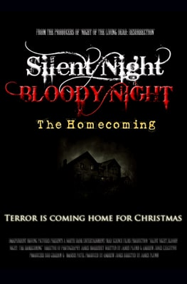 Silent Night Bloody Nigh US Poster