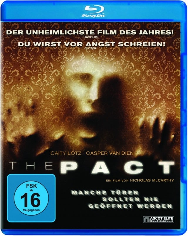 The Pact Blu-ray Cover FSK 16