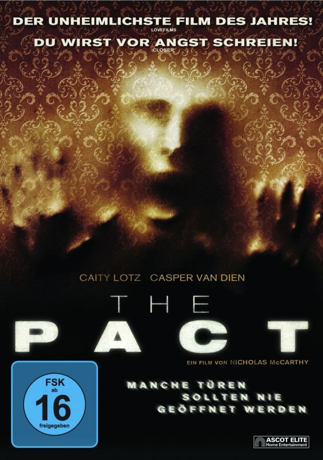 The Pact DVD Cover FSK 16