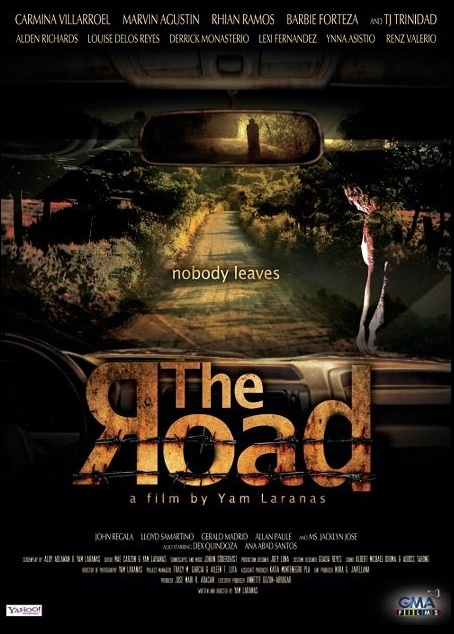 The Road US Kinoplakat
