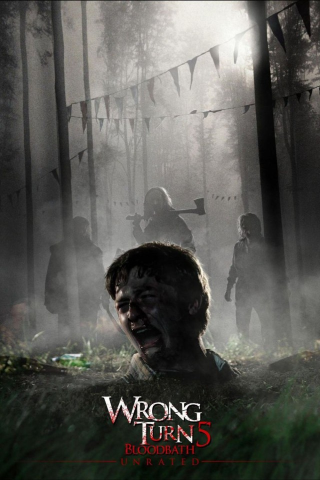 Wrong Turn 5 US Poster