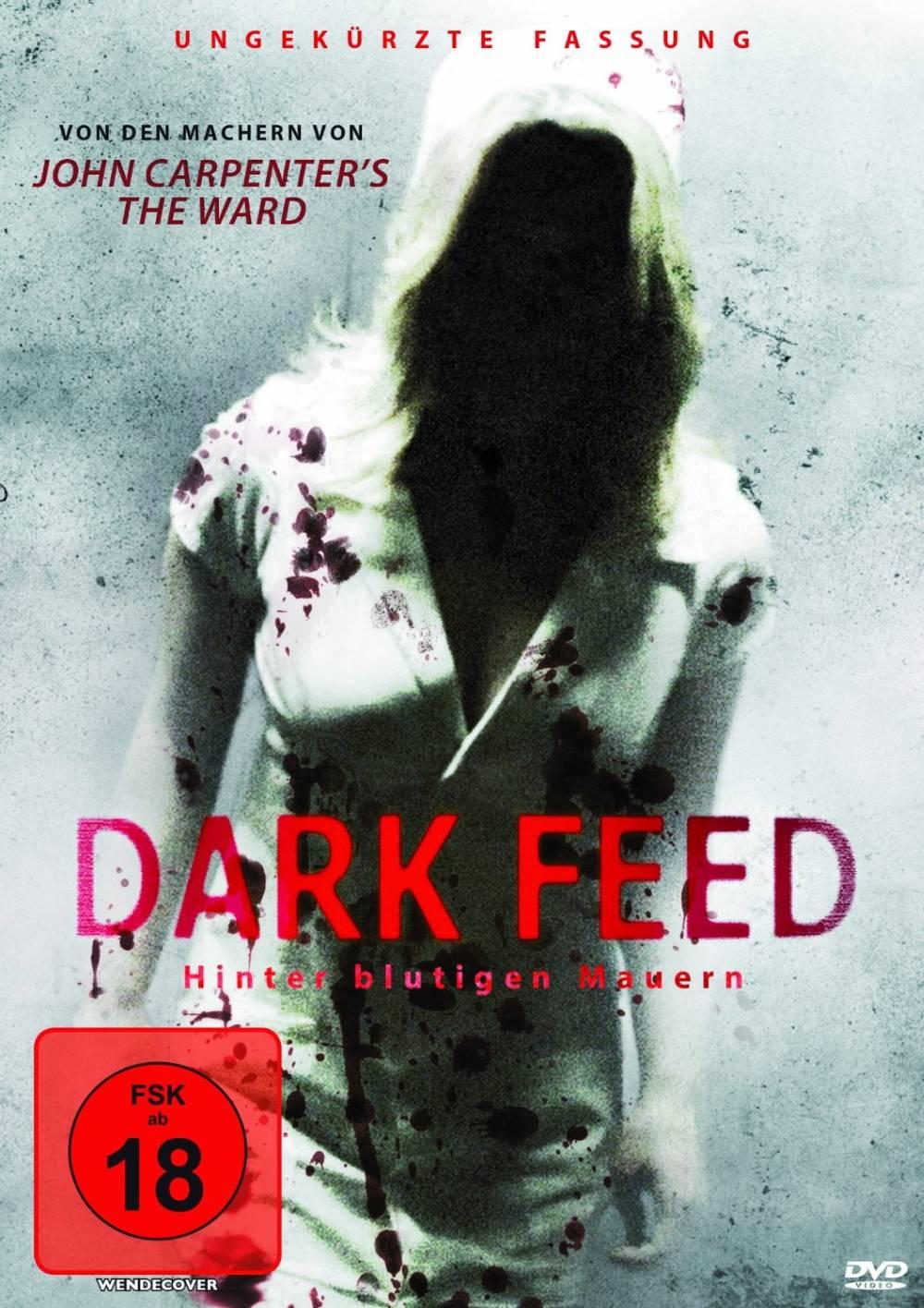 dark feed hinter blutigen mauern film 2011 scary. Black Bedroom Furniture Sets. Home Design Ideas