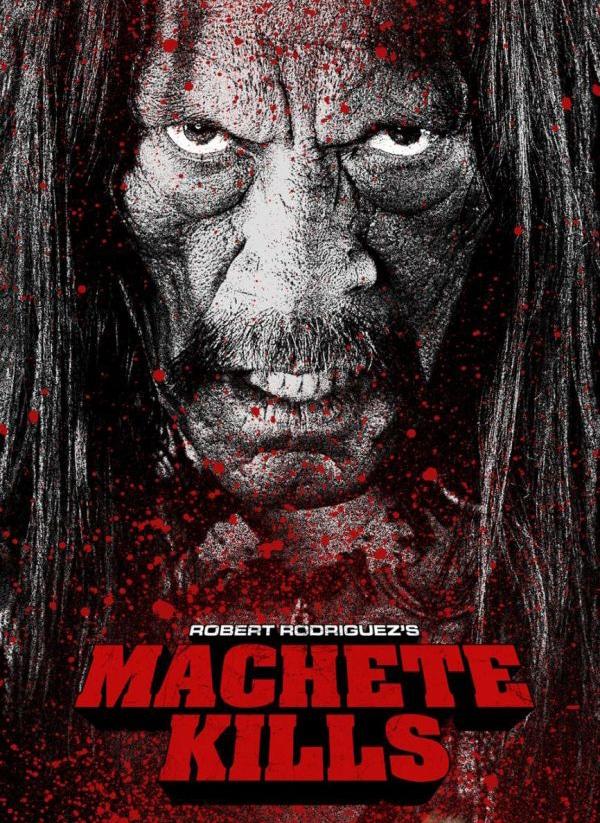 Machete Kills Teaser Poster US