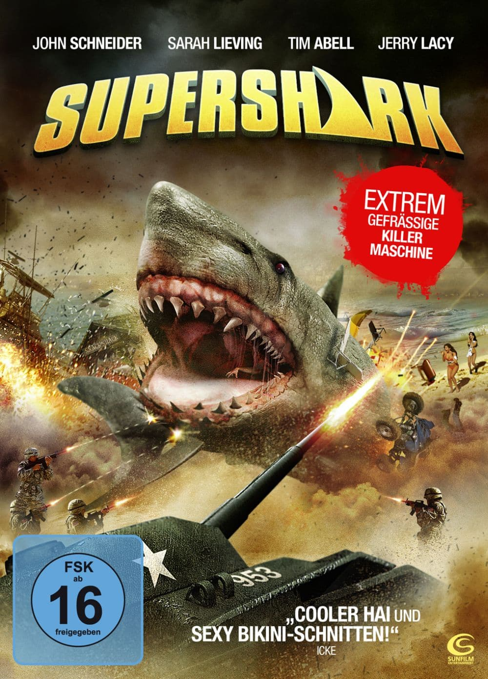 Supershark - Film 2011 - Scary-Movies.de