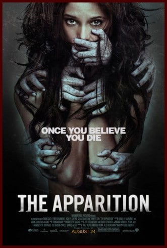 The Apparition US Poster