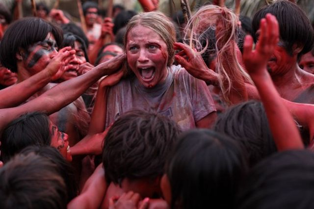 The Green Inferno - Szenenbild 1